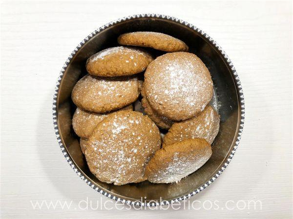 galletas de diabetes tipo 2 y salsa