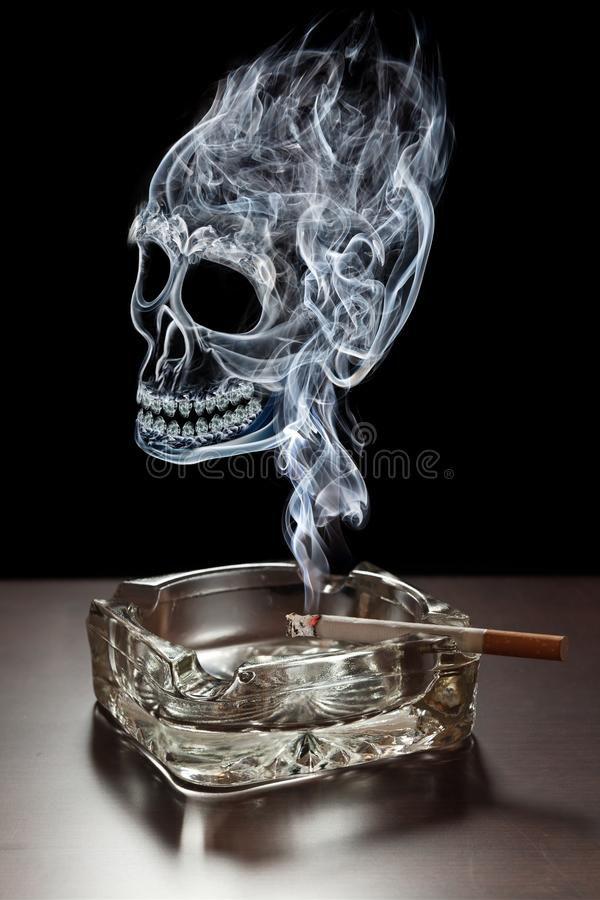 Pin On Skulls Cool cigarette wallpaper images