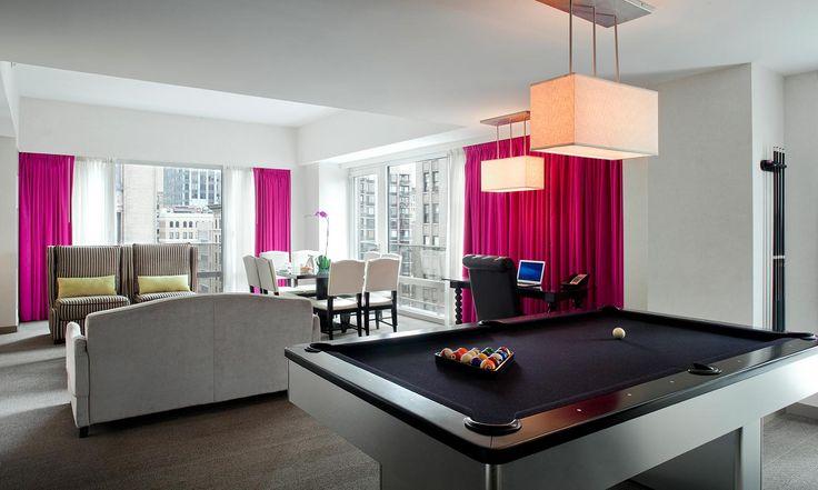 Gansevoort Hotel Group | Manhattan, New York | Gansevoort Park Avenue NYC | Gallery