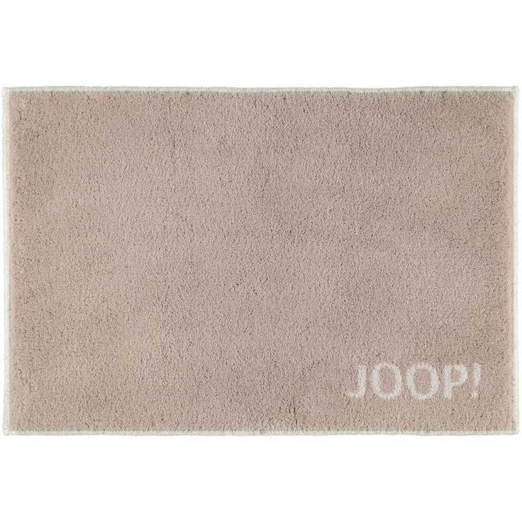 Beżowy dywanik łazienkowy JOOP! CLASSIC - NieMaJakwDomu