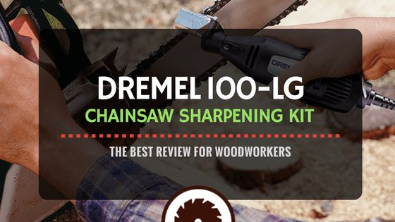One handy little tool almost any woodworker or craftsman can find many uses for is the Dremel 100-LG Lawn and Garden Rotary Tool Kit. It can use a variety of di