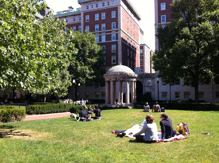 Columbia University, Manhattan