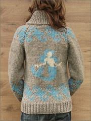 sh-amazing mermaid sweater