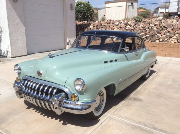 No Reserve: Restored 1950 Buick Particular Deluxe