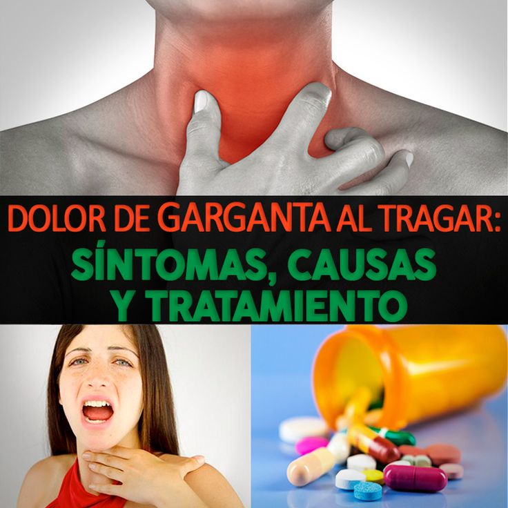 Dolor De Garganta Al Tragar: Causas, Diagnóstico Y Tratamiento