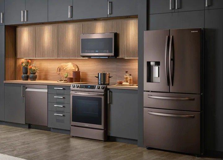 Samsung Tuscan Stainless Tuscan Kitchen Kitchen Furniture