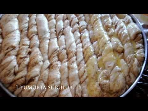 Haşhaşlı Çörek Tarifi - Nefis Yemek Tarifleri