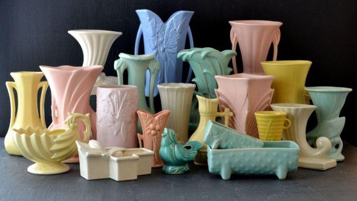 McCoy Pottery Collection Etsy - KOLORIZE  www.kolorize.etsy.com