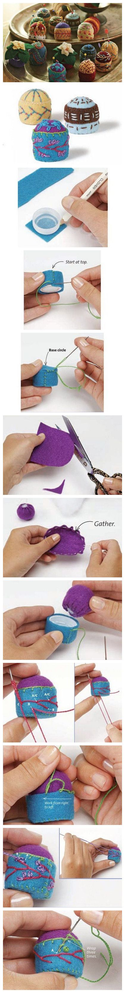 how cute, great recycling project and easy enough for older kids