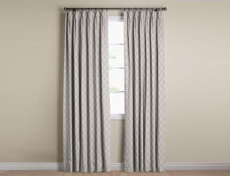 ... Pinterest | Custom Drapes, Rod Pocket Curtains and Curtains & Drapes