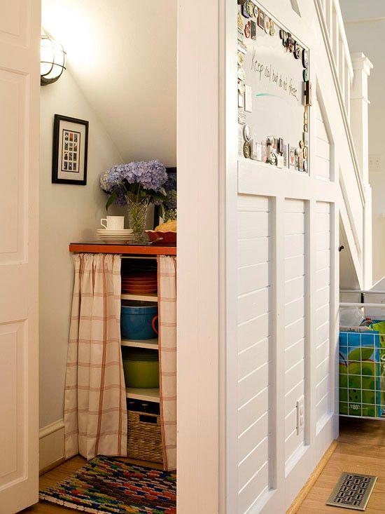 New Basement Closet Design