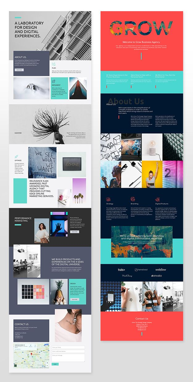 Free Trendy Templates From Nicepage Diy Website Design Website Template Event Layout