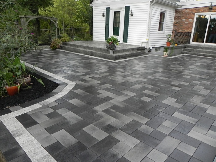 Hardscapes | TowneScapes   Outdoor Living Specialists, Hardscapes, Stamped  Concrete, Patios, Pool
