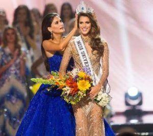 NONATO NOTÍCIAS: Miss França é coroada Miss Universo
