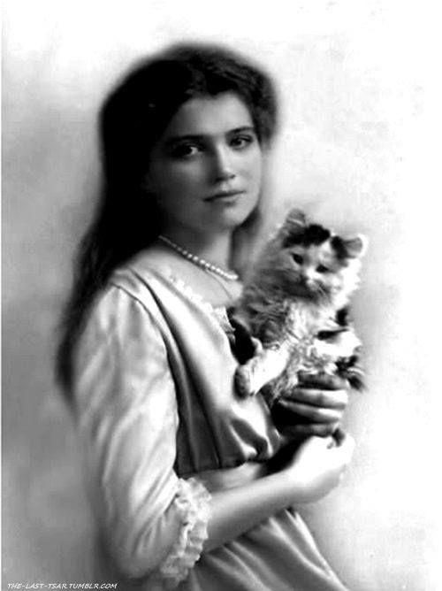 La Grande Duchesse Maria Nikolaevna de Russie (1899–1918)
