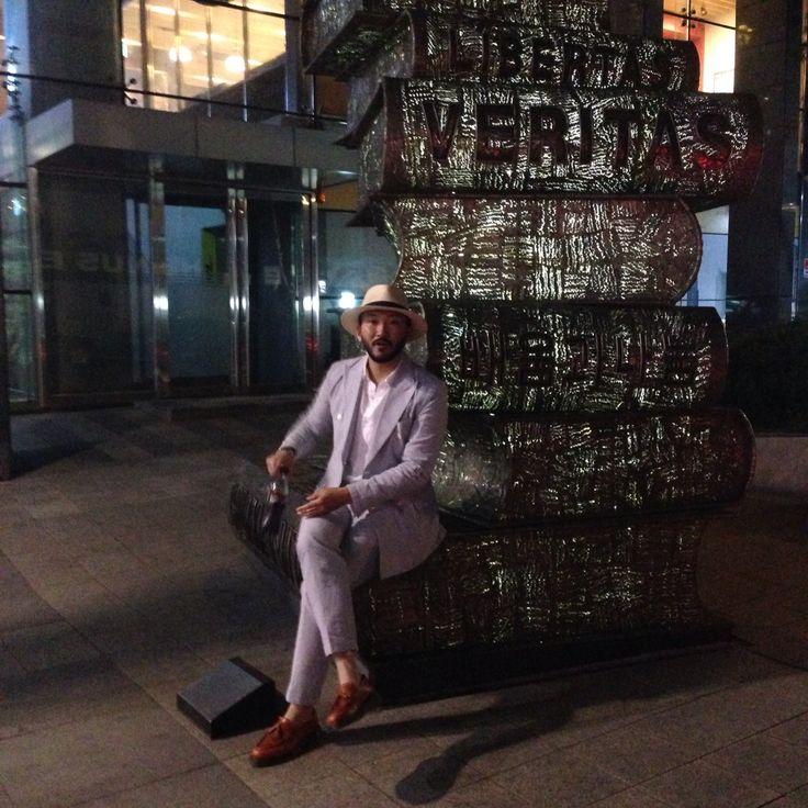 Coke!&Suit!