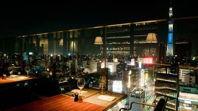 The best Tokyo bars with a view | Time Out Tokyo