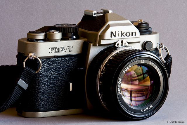 1993 Nikon FM2/T | Flickr - Photo Sharing!