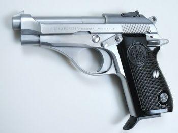 Beretta Model 70 - Inox version .32 acp Find our speedloader now!  http://www.amazon.com/shops/raeind