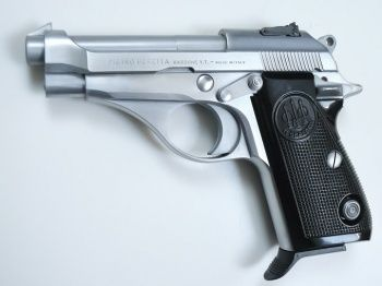 Beretta Model 70 - Inox version .32 acp Find our speedloader now!  http://www.amazon.com/shops/raeind