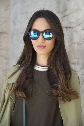 Paris Beauty Street Style Spring 2015 Is Full Of Shady Ladies