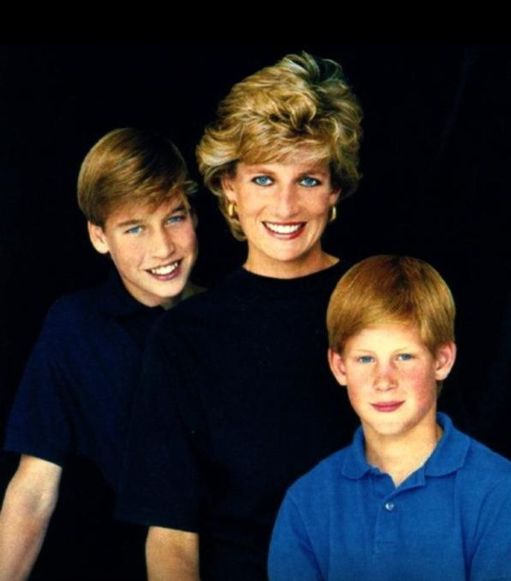 245 Best PRINCESS DIANA & HER 2 SONS WILLIAM & HARRY