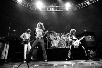 Led Zeppelin återförenas som tidigast 2015