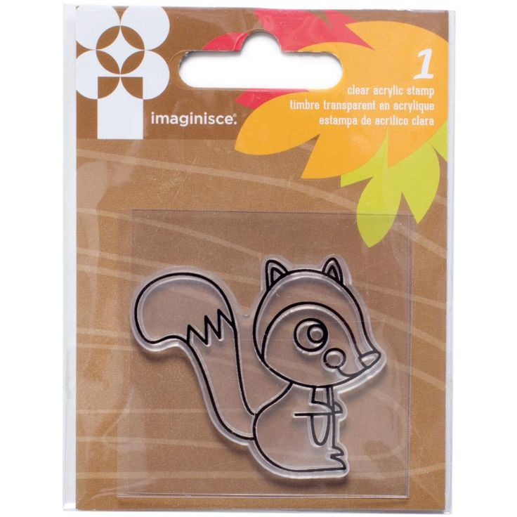 Imaginisce - Give Thanks Squirrel: