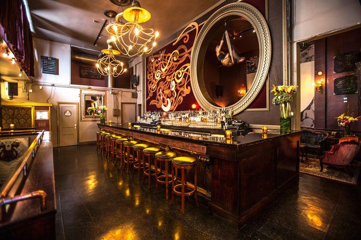 The Bar & Upstairs Lounge