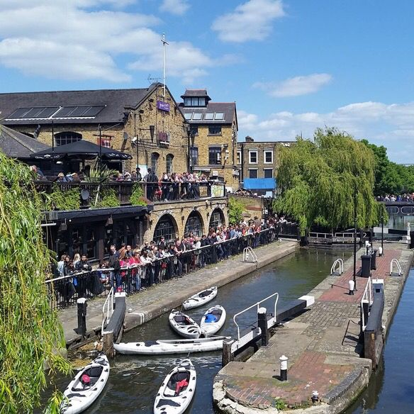 What a perfect day in London, visiting the famous Camden markets. | #nofilter #travel #wanderlust #UK #auxiv | Follow Travel-Ling at: http://travel-ling.com
