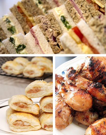 Cold Buffet Party Food Ideas Pinterest Buffet