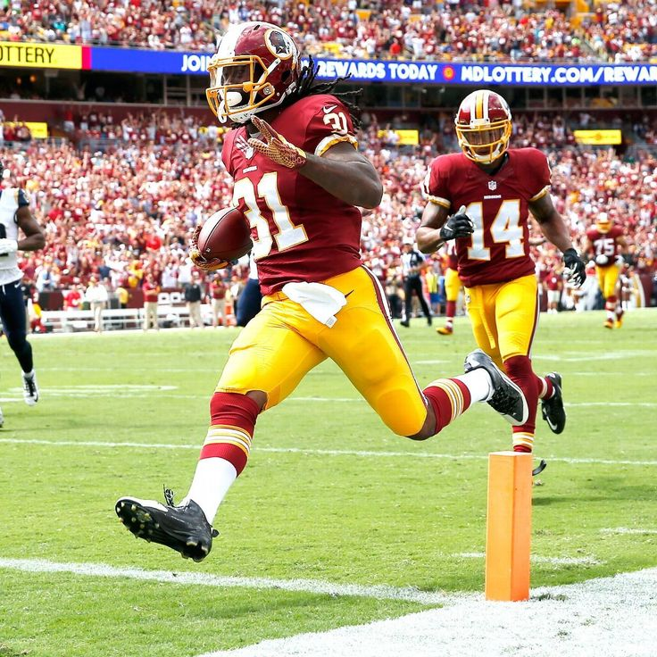 Here are four reasons besides the running backs why the Redskins are off to a good start running the ball this season.