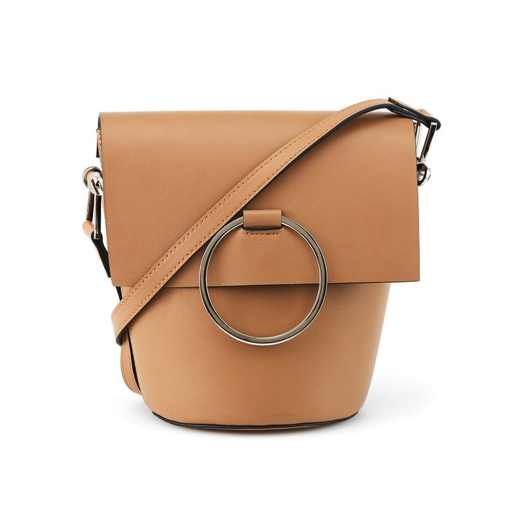 NAKEDVICE - The Baldwin Side Bag Tan