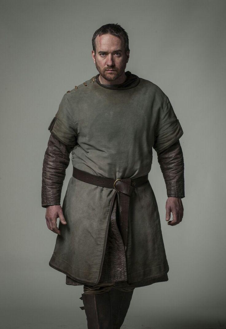 Matthew Macfadyen as Lord Uhtred of Bebbanburgh in The Last Kingdom S1