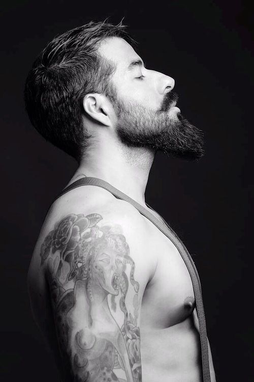 beards suspenders | Tumblr