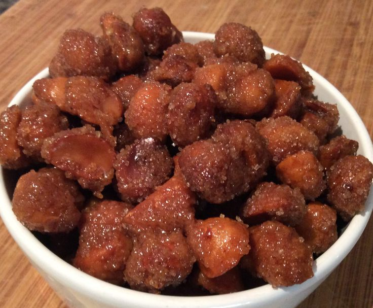 Honey Roasted Macadamia Nuts by rosiegamble on www.recipecommunity.com.au