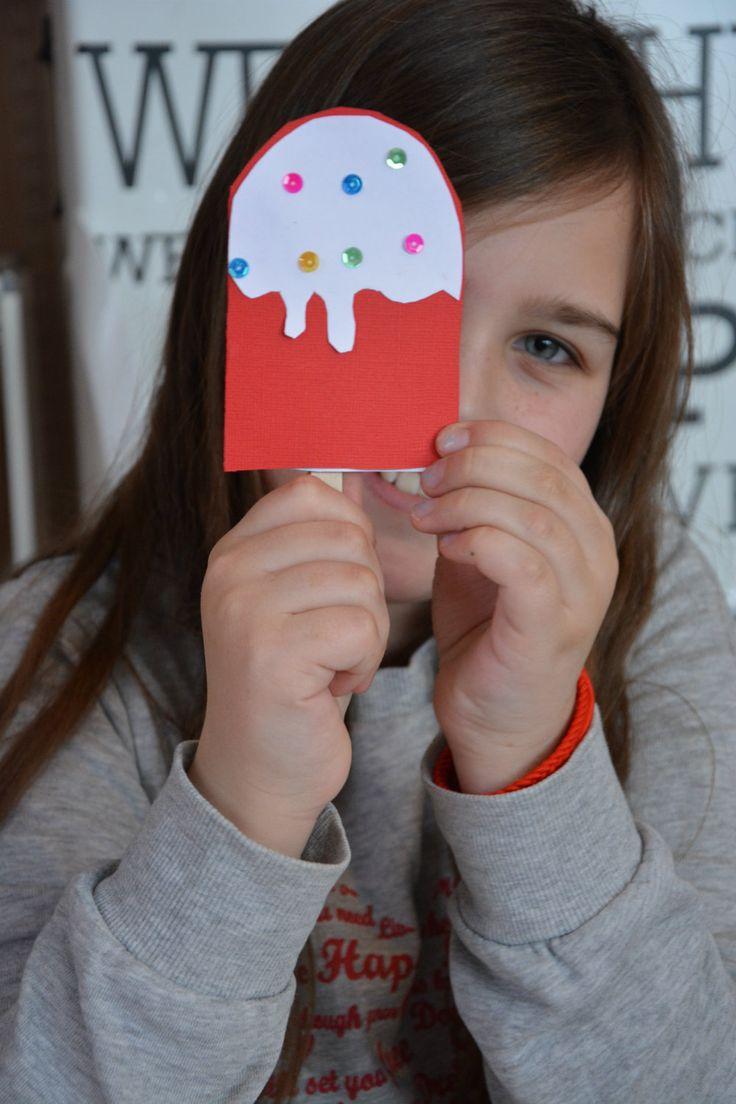 Bursdagsinspirasjon - Is-invitasjoner. - Idebank for småbarnsforeldreIdebank for småbarnsforeldre
