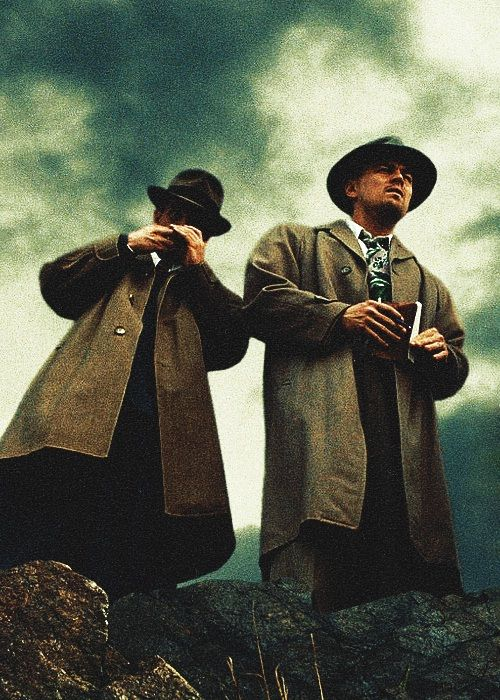 Shutter Island (2010) by Martin Scorsese with Leonardo DiCaprio, Mark Ruffalo, Michelle Williams...