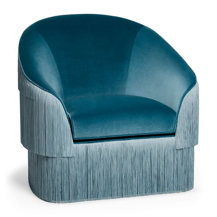 Fringes Armchair by Munna Design