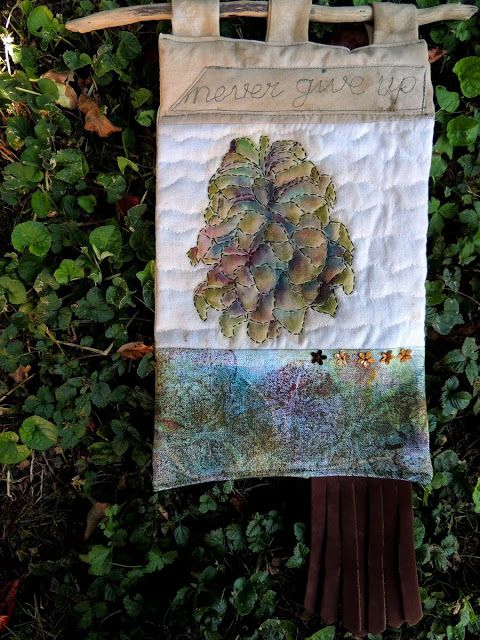 The Prayer Flag Project: Never Give Up
