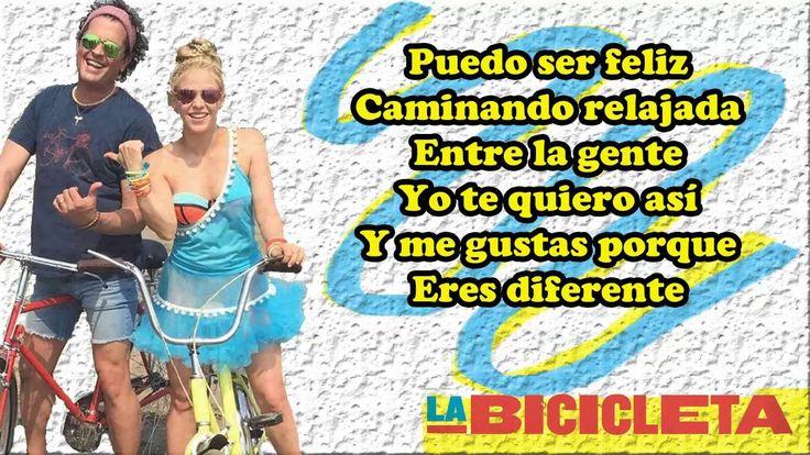 La Bicicleta- Carlos Vives con Shakira