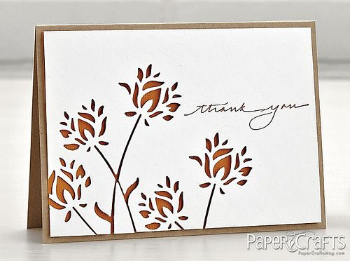 Memory Box Wild Blooms die (98315) from The Creation of Creativity blog
