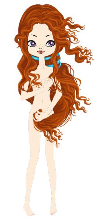 Botticelli's Venus by marasop.deviantart.com
