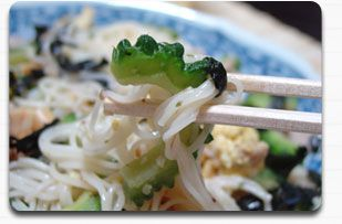 そうめんチャンプルーの作り方(簡単レシピ) | 沖縄・ゴーヤー・卵