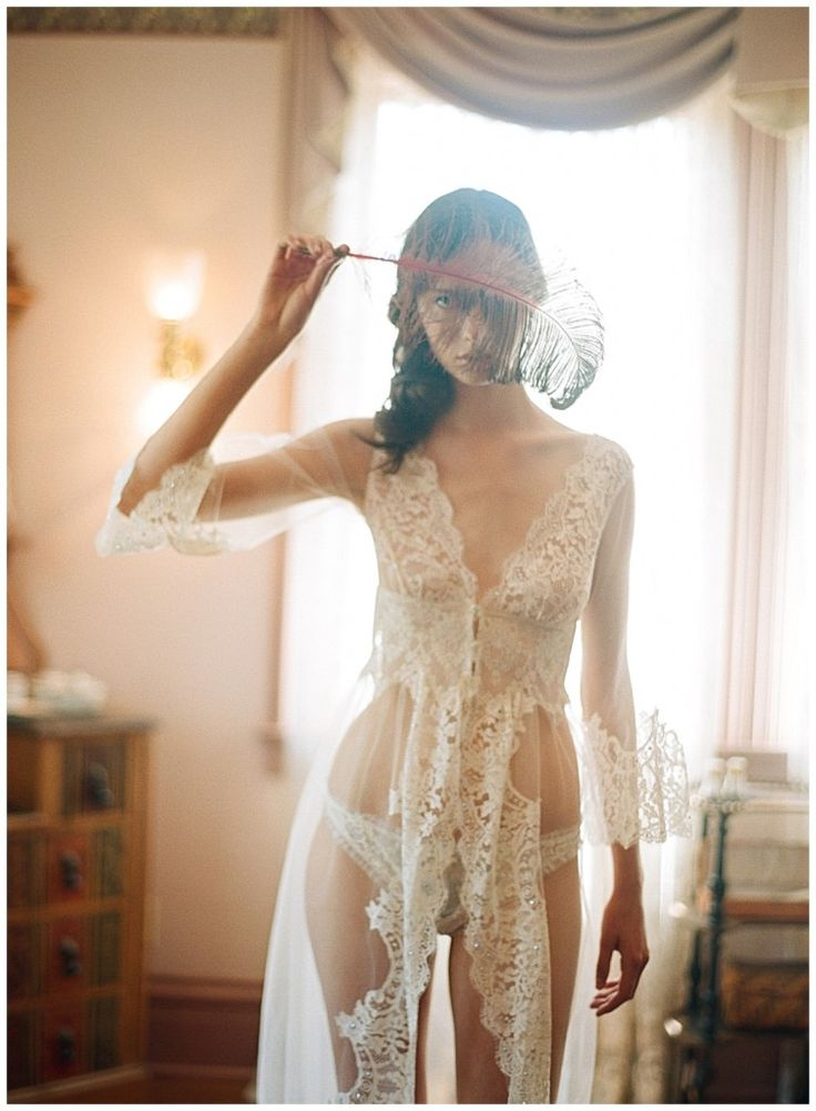 From Claire Pettibone's Heirloom collection .One of the most exquisite bridal lingerie collections I have seen.