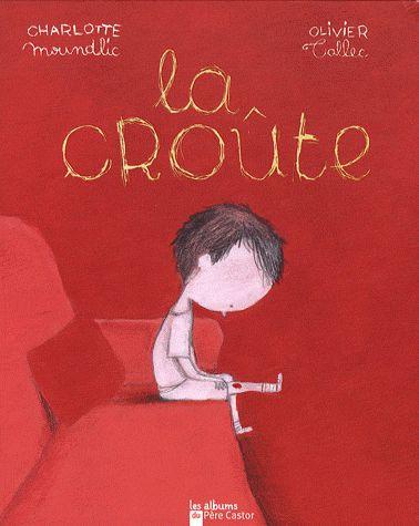 La croûte , Casterman, 2009, Rubrikabrac n°12, le plein de sentiments ...poil aux dents!