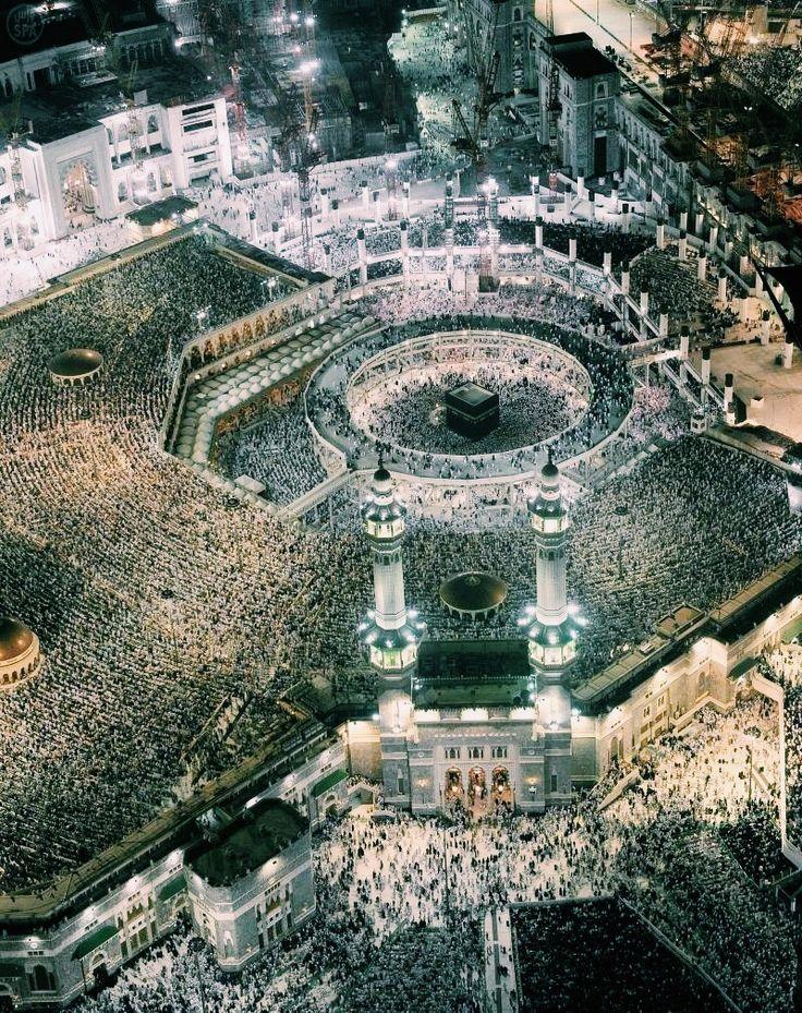 SUBHAN ALLAH!!!!! Mecca