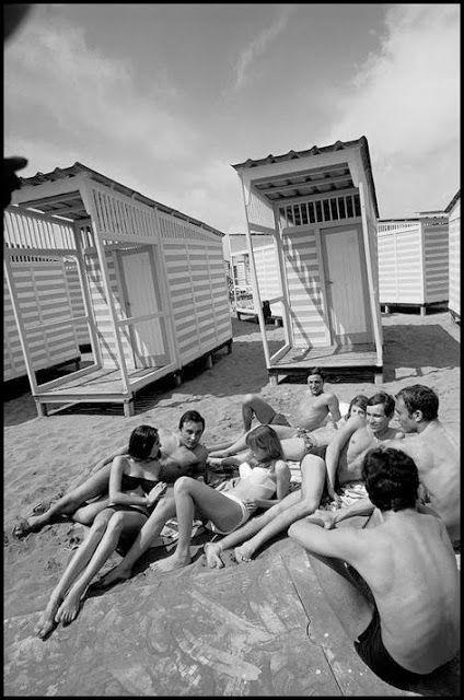 Bruno Barbey. The Italians. Roma 1964