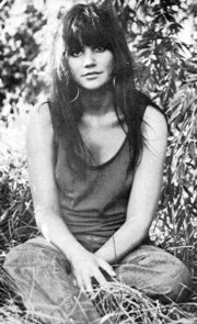 Linda Ronstadt. Used to sing Linda songs as a kid.  Saw her in concert when I was very young.