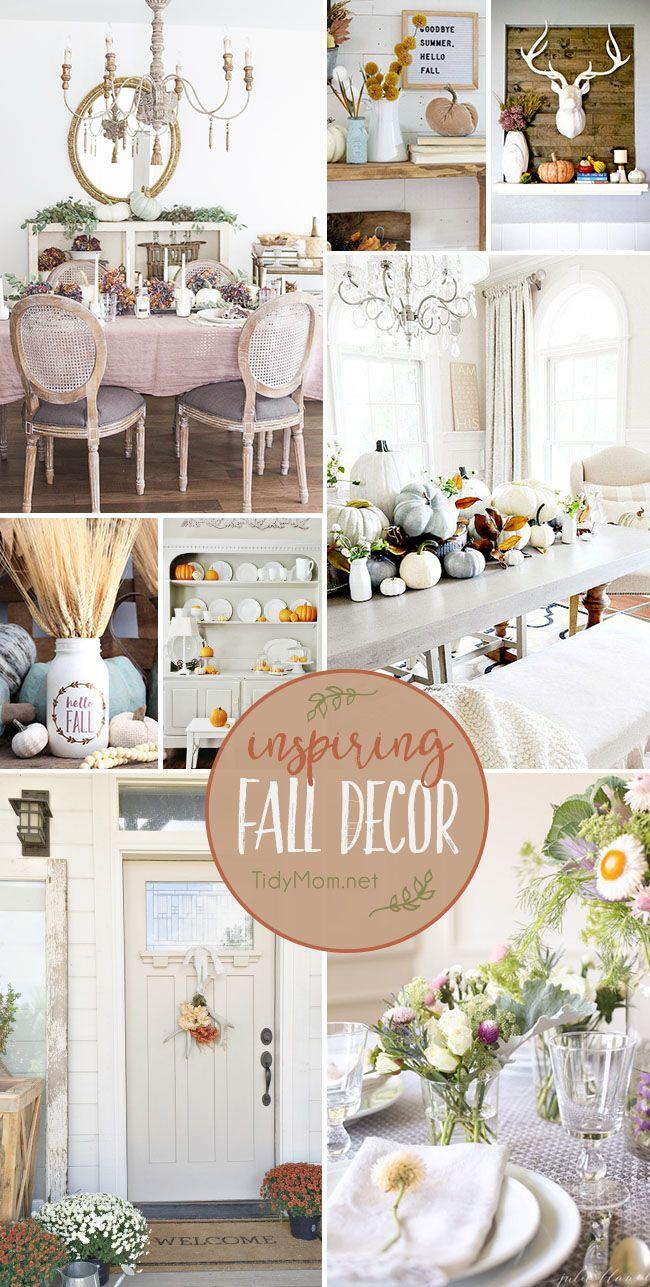 Inspiring Fall Decor Ideas To Get Your Home Cozy